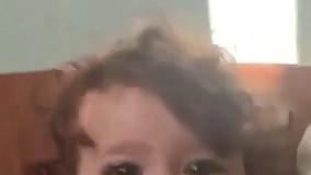 زیبا ترین خنده جهان روی لب های این دختر کوچولو