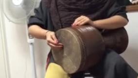 آموزش تمبک مهرناز دبیرزاده