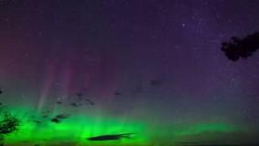 ویدیوی تایم لپس از مناظر پارک ملی مینه سوتا