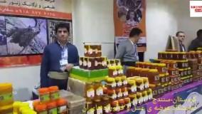 نمایشگاه عرضه عسل طبیعی در کردستان