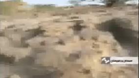 قبرستان جن ها در سیستان بلوچستان