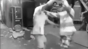 رقص خنده دار کودکان کار در کارخانه