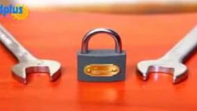 آموزش شکستن انواع قفل با دوتا آچار معمولی