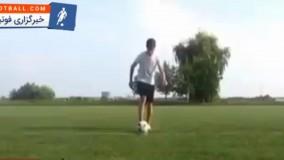 آموزش 10 دریبل تکنیکی مورد استفاده توسط برترین بازیکنان فوتبال