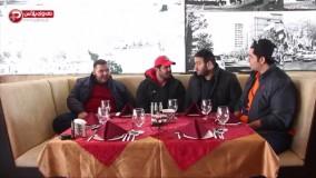 عاقبت تلخ بچه پولدارهای چاق در رستوران لاکچری تهران