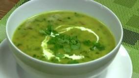 طرز تهیه سوپ قارچ سریع و خوشمزه(اسرار آشپزخونه سنا)