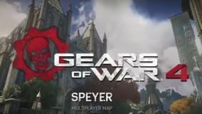 معرفی نقشه جدید بازی Gears of War 4 با نام Speyer   گیم شات