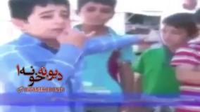 اعتراض حسین،پسر 8 ساله به مسئولین. بسیار زیبا صحبت می کند