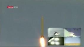 ویدئو آزمایش موشک بالستیک شهاب 3