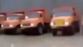ارکستر کامیون ها- ایران
