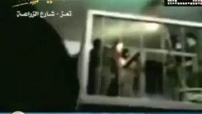 فیلم دیده نشده از لحظات اعدام صدام حسین 18+
