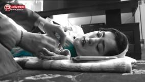 ویدیویی از معروف ترین دختر ایران که غافلگیرتان می کند!/فریبا معصومی معلول کارآفرین گیلانی