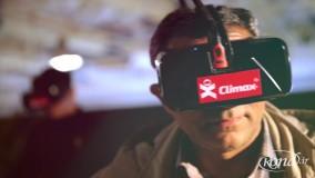 مصاحبه اختصاصی سایت رند با وب سایت ایران وی در نمایشگاه الکامپ ۲۰۱۶