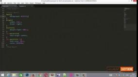 آموزش تبدیل psd به html قسمت هفتم - تکمیل قسمت بلاگ