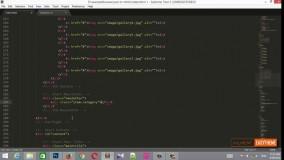 آموزش تبدیل psd به html قسمت 14 - ثبت نام در خبرنامه