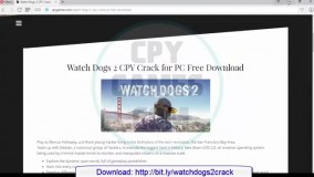 کرک بازی Watch Dogs 2