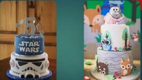 ژورنال 300 طرح کیک تولد و عروسی زمستان 2017