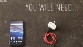 تبدیل موبایل قدیمی به دوربین مدار بسته، اندروید/iOS