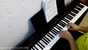 اجرای تولدت مبارک توسط جواد قادری