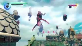 تریلر جدیدی از گیم پلی بازی Gravity Rush 2 - گیم شات