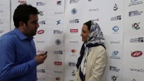 مصاحبه مدیر وب با خانم دانشور مدیر عامل تخفیفان