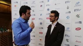 مصاحبه با کاربران مدیروب در هشتمین جشنواره وب ایران