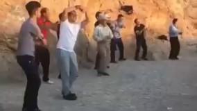 ???? ورزش صبحگاهی در اصفهان ، از عروسی هم شادتره