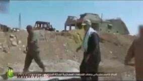 حضور سردار سلیمانی در حلب سوریه