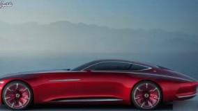 مرسدس میباخ، رقیبی جدی برای خودروهای الکتریکی عصر آینده