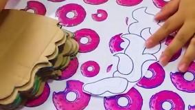 با چیزهای ساده و دمه دستی محصولات جذاب بسازید