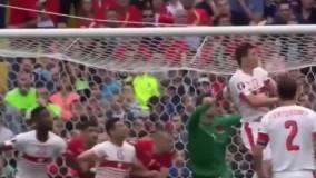 سوئیس ۱ - ۰ آلبانی