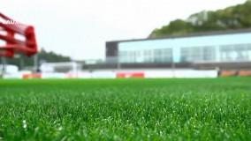 تمرینات تیم ملی انگلیس