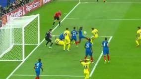 فرانسه ۲ - رومانی ۱