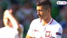لهستان ۱ - ۰ ایرلند شمالی