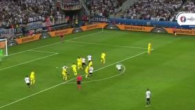 گل اول آلمان شوکدران موستفی