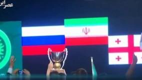 هفتمین قهرمانی کشتی آزاد در جام جهانی