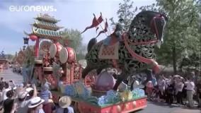 گشایش نخستین «دنیای دیزنی» در چین