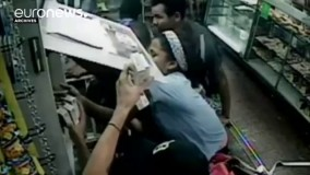 غارت فروشگاهها و تظاهرات در ونزوئلا چهار کشته برجای گذاشته است