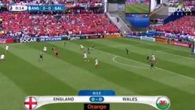 انگلیس 2 - 1 ولز