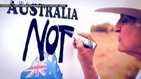 نمایش سلاح در یک ویدیوی انتخاباتی در استرالیا جنجال آفرید