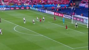 پرتغال ۰ - ۰ اتریش