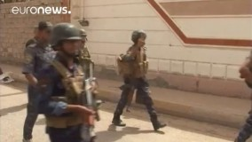 پاکسازی مناطق مین گذاری شده فلوجه در عراق آغاز شد