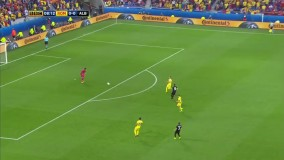 آلبانی ۱ - ۰ رومانی