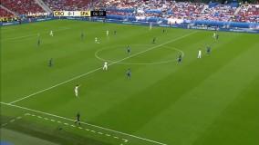اسپانیا ۲ - ۱ کرواسی
