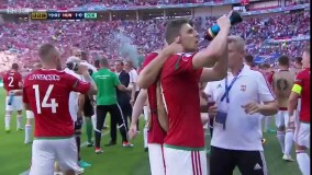 پرتغال ۳ - ۳ مجارستان