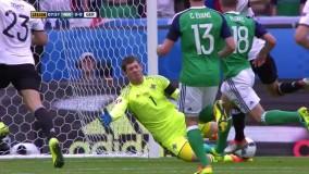 آلمان ۱ - ۰ ایرلند شمالی
