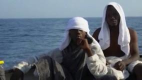 هزاران مهاجر دیگر در دریای مدیترانه نجات داده شدند