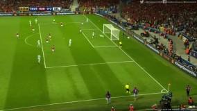 بلژیک ۴ - ۰ مجارستان