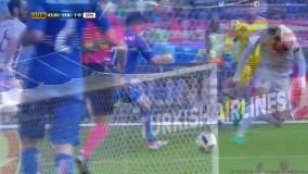 ایتالیا ۲ - ۰ اسپانیا