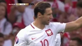 پرتغال ۱ (۵) - ۱ (۳) لهستان